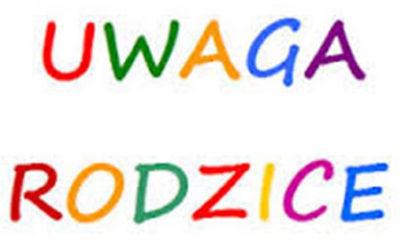 Uwaga Rodzice! Dyrektor Przedszkola Gminnego w Polanowie oraz Żłobka Gminnego w Polanowie informuje,  że w miesiącu sierpniu 2020r. obowiązują następujące godziny funkcjonowania placówek.