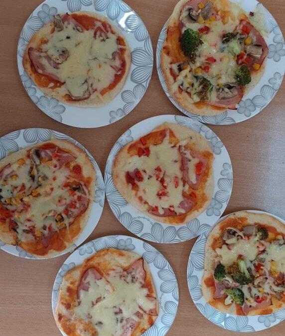 """Pyszna pizza u """"Biedronek"""