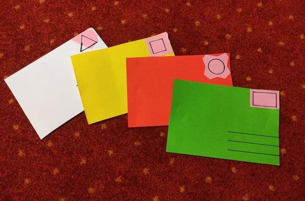 Dzieci listy piszą…